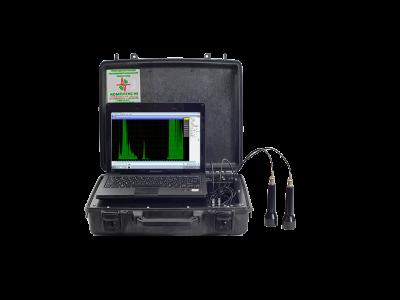Эхоэнцефалограф Комплексмед исполнение 3.2 - Двухканальный эхоэнцефалограф переносной (в чемодане).